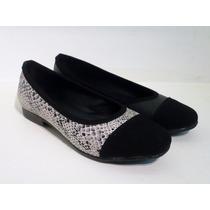 Zapatos Chatitas Balerinas Caladas Invierno 2014