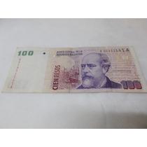 Billete 100 Pesos Convertibles Reposicion B3754