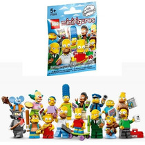Lego Simpsons Minifiguras Serie 1 (71005)