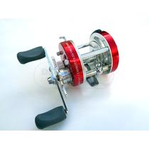 Reel Rotativo Spinit Mariner 6000 4 Bolilleros Acero Inox