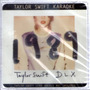 Taylor Swift 1989 Karaoke (2 Cd) Ya Disponible