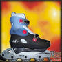 Patines Rollers Extensibles Azul Bota Tuxs Regulables 38 A41