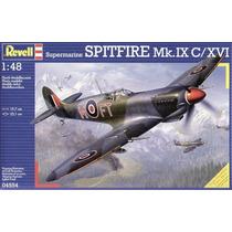 Supermarine Spitfire Mk.ixc/xvi Revell 4554 Escala 1/48