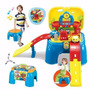 Mesa Didactica Infantil Banquito Juguete Baby Shopping