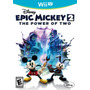 Juego Nintendo Wii U Epic Mickey 2 The Power Of Two