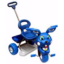 Triciclo Metalico Manija Direccional Zona Oeste Abby Kids