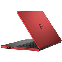 Notebook Dell Inspiron Roja Amd A8 15.6 12gb 2tb (2000gb)