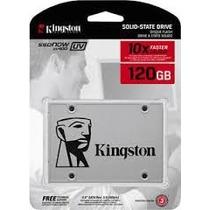 Disco Ssd 120 Gb Kingston Uv400 Sata3 Pc O Notebook Sanjusto