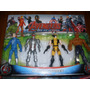 Muñecos Articulados Avengers Marvel Vengadores Blister X 4u