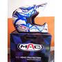 Casco Motocross-quad Mac