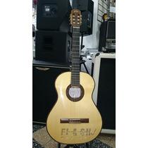 Guitarra Clasica La Alpujarra 85 C/estuche Rigido Skb Envios
