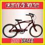 Bicicleta Playera Con Frenos Kelinbike R.20 Varón Negro