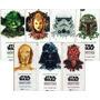 Guerra De Las Galaxias Cuadros Madera Star Wars Identities