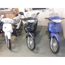 Nueva Cub 110cc, En 24 Cuotas De $1200 - Rlshops