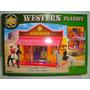 Juego De Sheriff En Caja Tipo Playmobil Zap 2791c