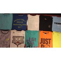 Remeras Nike Dri Fit S M L Xl Xxl- Originales Traídas De Usa
