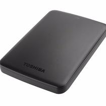 Disco Externo Portatil 1tera 1tb Toshiba Canvio Basics Usb