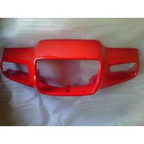 Cubre Optica Guerrero Flash Rojo - 2r