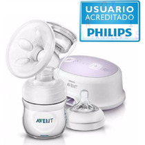 Sacaleche Electrico Philips Avent Linea Natural Arcoiris