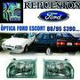 Optica Ford Escort 88/95