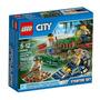 Lego City Policia Del Pantano Start 60066 Original