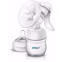 Sacaleche Extractor Manual Avent Philips Natural Bebe