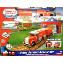 Thomas Y Sus Amigos Trackmaster Flynn Set De Rescate