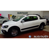 Vw Saveiro Cross 1.6 Cab Doble My 16 2016 !