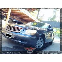Mercedes Benz S 500 V8 / No Cadillac No Rolls Royce