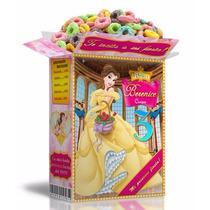 Kit Imprimible Princesa Bella Golosinas Etiquetas