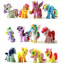 My Little Pony Set X 12 Unidades De 4,5 Cm Excelentes