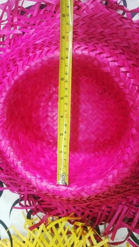 Sombrero Paja Campesino Desflecado - Capelina Paja - Súper ! -   150 ... 47b57b3da34