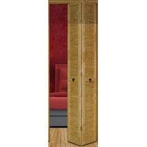 Puerta Rebatible Pino 60/65x200 (lista Para Pintar)