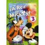 A Reir Con Mickey Vol 3 Dvd
