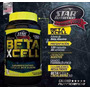 Beta X Cell 120 Caps Star Nutrition Beta Alanina Pre Entreno