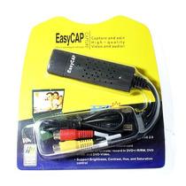 Capturadora De Audio Y Video Externa Usb Easycap