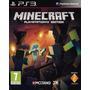 Minecraft - Ps3 - Físico, Nuevo Y En Caja Sellada!!