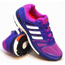 Zapatillas Adidas Modelo Running Boost Supernova Sequence 7