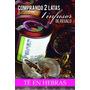 Promoción 2 Latas De Té En Hebras Blends 1 Infusor De Regalo