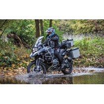 Bmw Gs 1200 Aguatera 2016 - Cubierta Michelin Anakee Wild