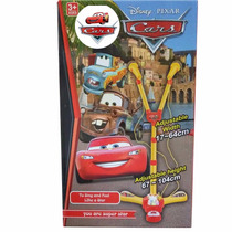 Microfono De Pie Doble Cars Con Luces Parlante