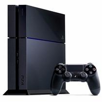 Playstation 4 500 Gb + Joystick Dualshock + Juego Ps4 + Caja