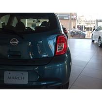 Nissan March Media Tech Automatico Entrega Inmediata