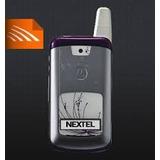 Nextel Alumina I776 Prune  Libres  Llamadas Radio Sms Gtia