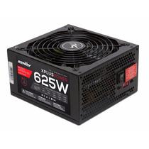 Fuente Pc Sentey X Plus Power Xpp 625w 40a Mallado Gamer
