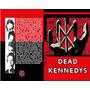Libro Dead Kennedys Historia De La Mitica Banda Punk