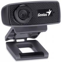 Webcam Camara Genius Facecam 1000x Hd 720p Con Microfono