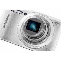Camara Samsung Smart Wb35f Nfc 16mp Wifi Optico12x 720p 2.7