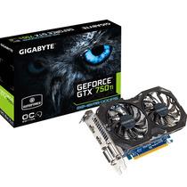 Video Geforce Nvidia Gtx 750ti 2gb Ddr5 Hdmi Dvi 128bit Dx11