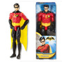 Muñecos Articulados Dc Batman Robin Flash Mattel 30cm